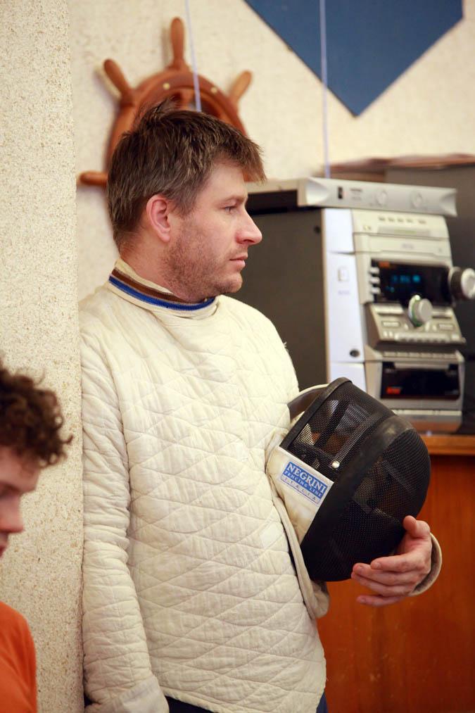 Андрей Игнатьев, один из победителей турнира