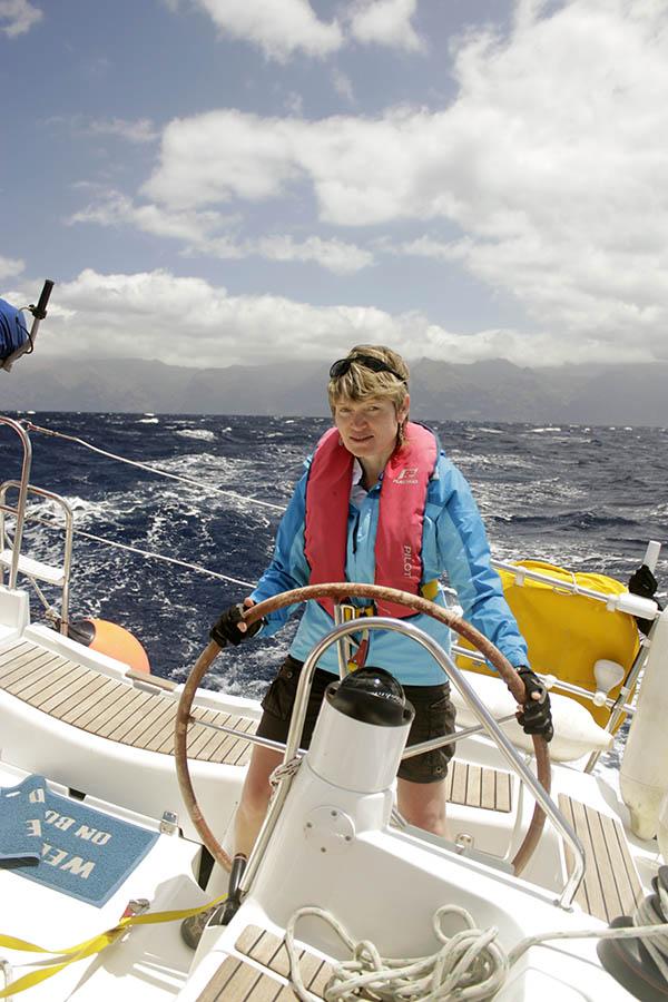 Лариса Крапивина: летим под бешеным ветром в Сан-Себастиан!