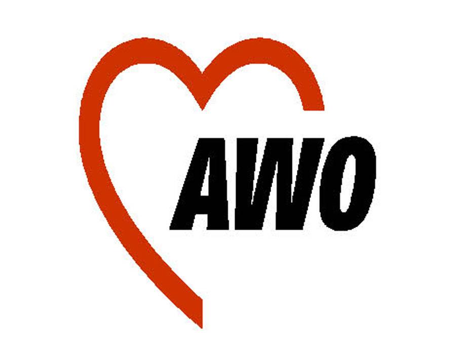 Официальный логотип общественной организации AWO