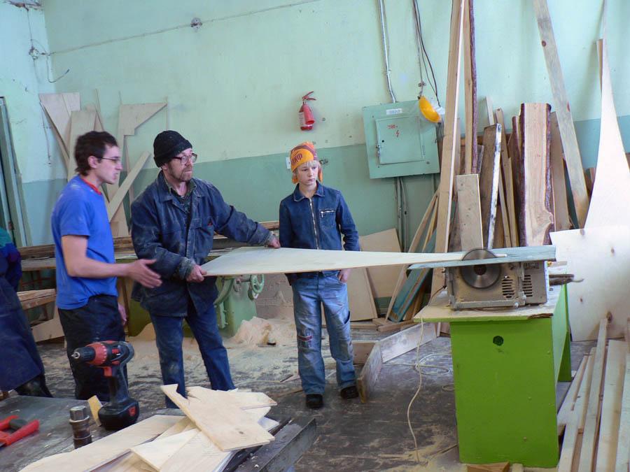 Алексей Усов мог научить работать и ребёнка, и взрослого