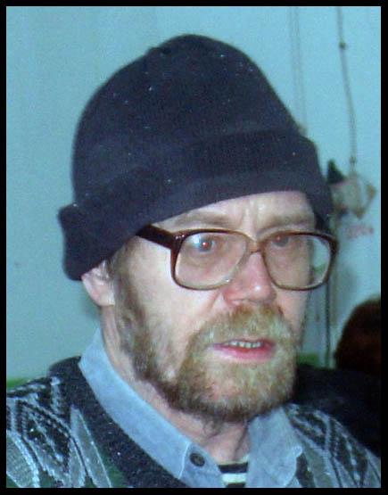 Алексей Усов на строительстве яхт (2008г.)