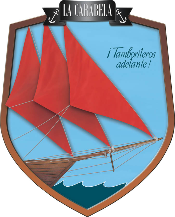 Официальный герб отряда
