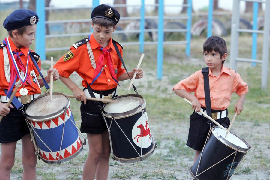 Петя Крапивин, Рома Бабанин, Филипп Куцылло, 2008 год (автор фото – Константин Куцылло)