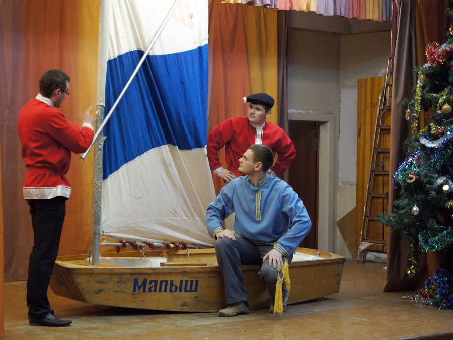Кирилл-молодец с верной командой