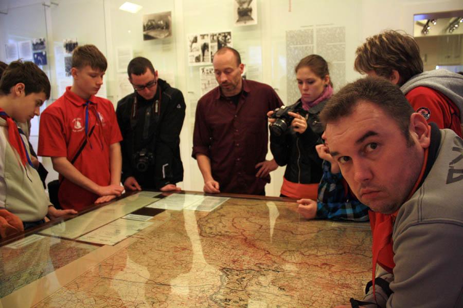 Уникальная экскурсия в Германо-российском музее