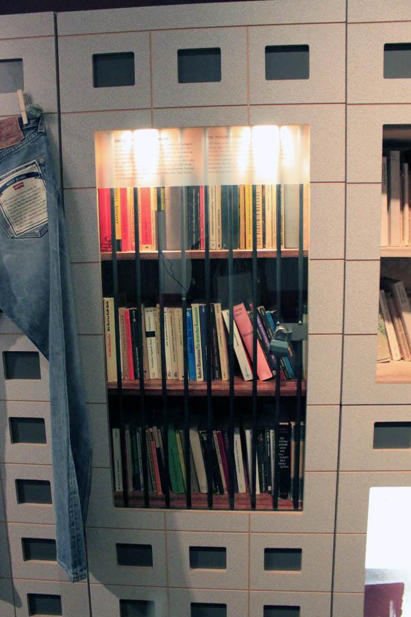 Экспонаты музея ГДР