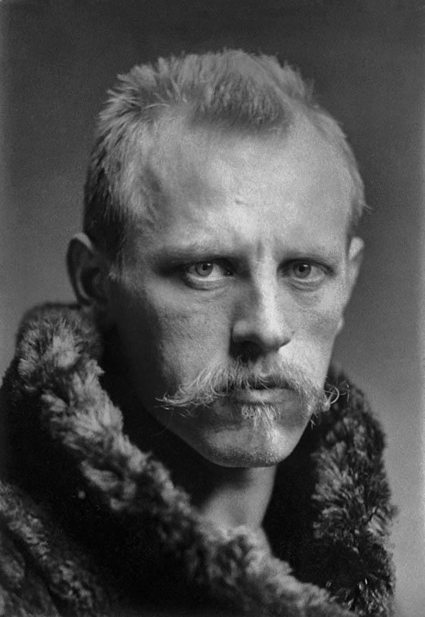 Фритьоф Нансен (Fridtjof Nansen) норвежский полярный исследователь.
