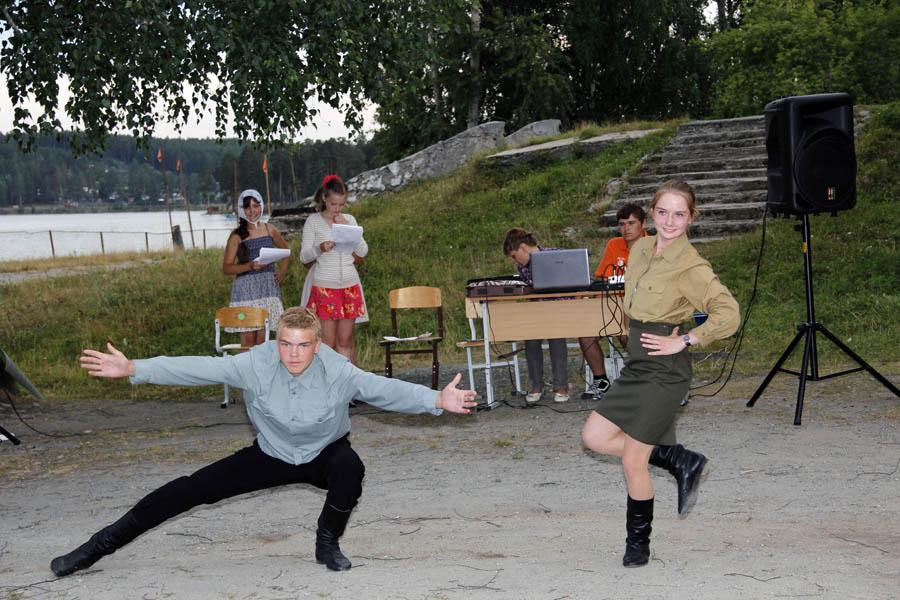 Ребята из посёлка Привокзального в авангарде уральских талантов
