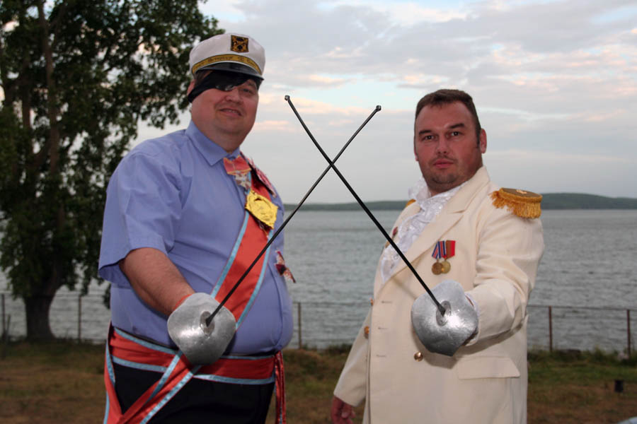 Наполеон и Кутузов скрестили шпаги после исторического суда