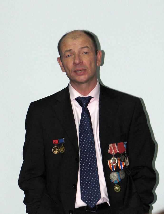 Известный журналист Алексей Самолётов на фестивале «Подсолнух»