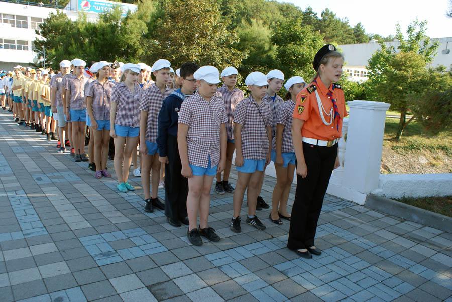 Маша Колесникова во главе экипажа