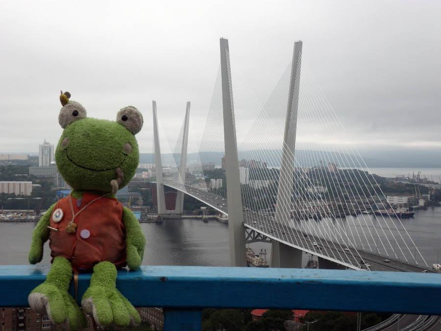 Новое путешествие Чипа во Владивосток