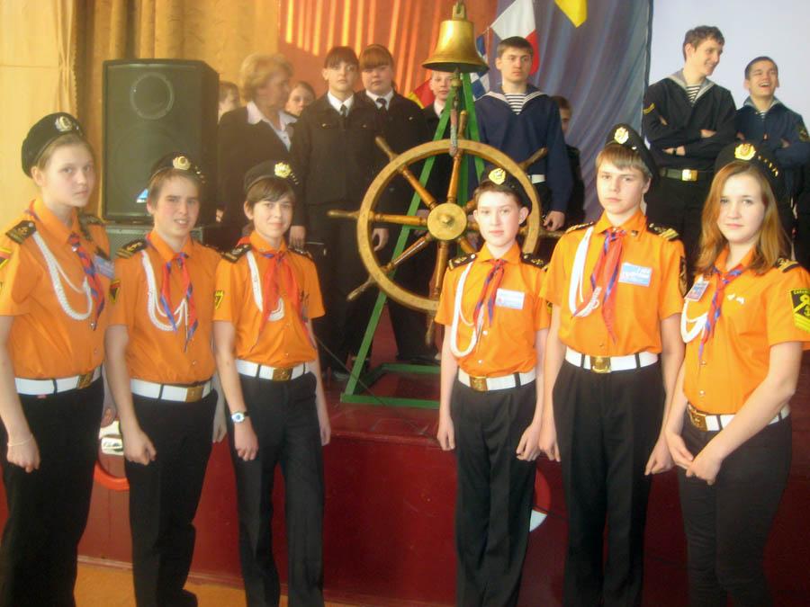 Каравелльцы в Северодвинске на «Поморских сборах»