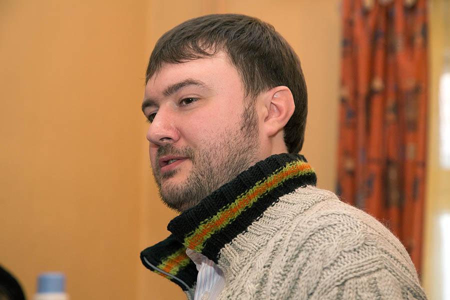 Удивительный гость отряда - Денис Ёжиков