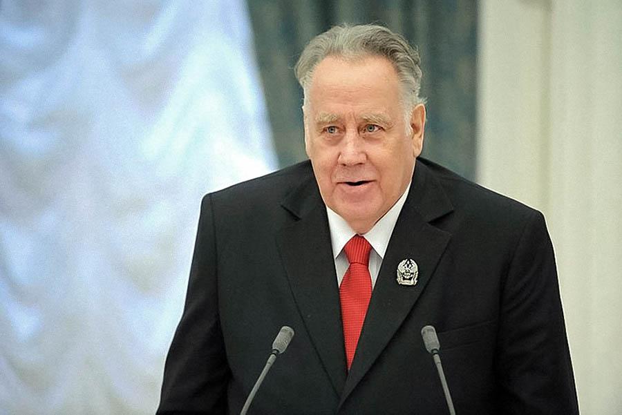 Владислав Крапивин - лауреат Государственной премии