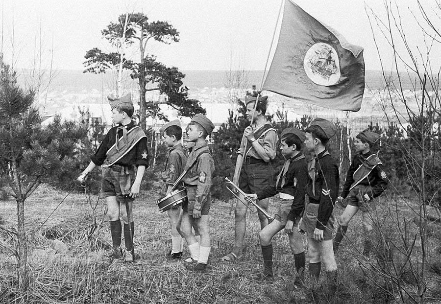 Сводный отряд гвардейцев