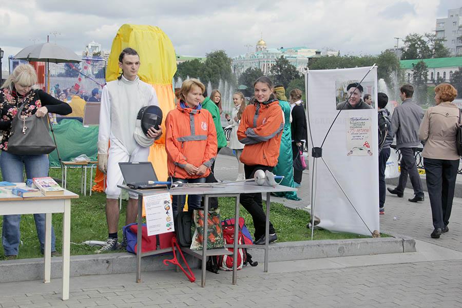 Каравелльцы представляют детище Владислава Крапивина