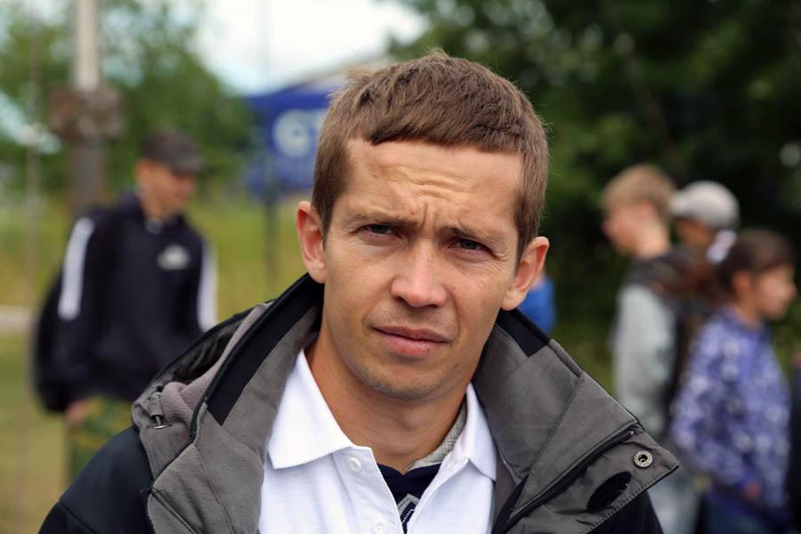 Иван Сергеевич Кузнецов, МСМК по спортивной ходьбе, руководитель делегации на сборе «Оранжевое лето»