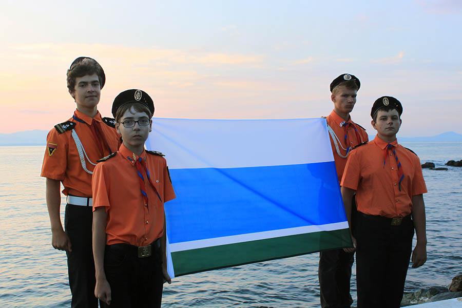 Каравелльцы представляли в «Океане» Екатеринбург и Свердловскую область