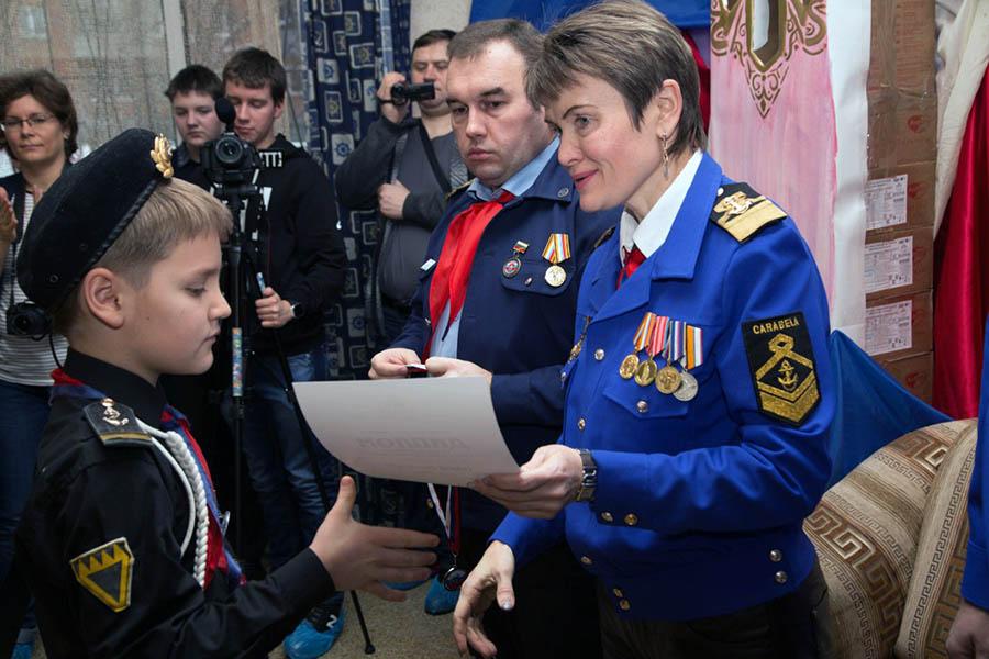 Победители фехтовального турнира получили медали и грамоты города Екатеринбурга