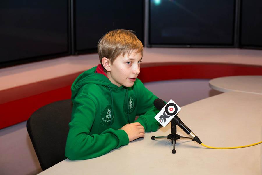 Паша Шевнин в эфире Радио Эхо-Москвы