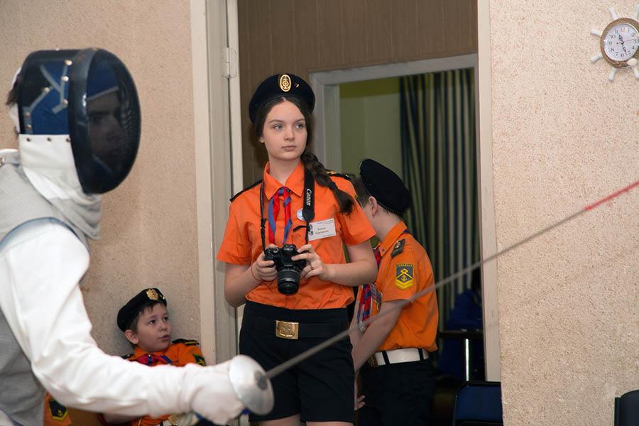 Алёна Светкина фиксирует и делится впечатлениями о турнире