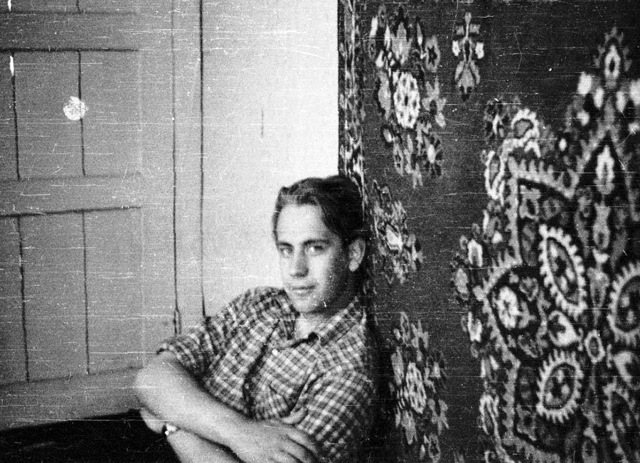 Владислав Крапивин, 1961 год.