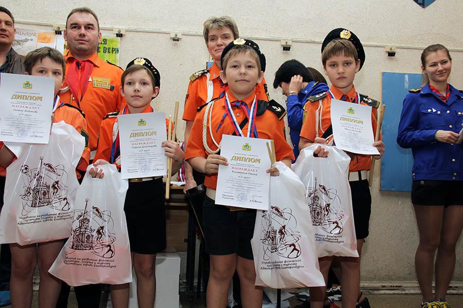 Финалисты: Семён Федотов, Егор Доможиров, Клим Репин и Ваня Бессонов