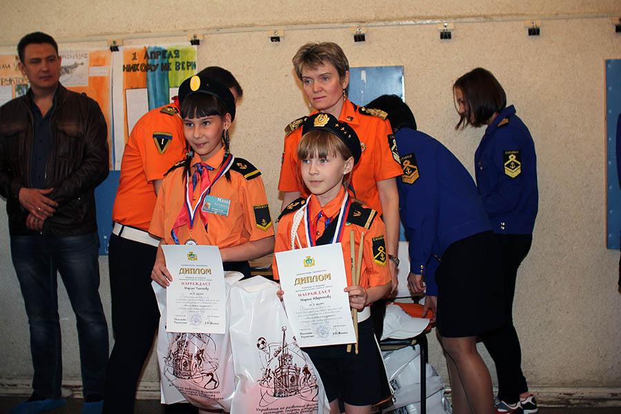Финалисты: Мария Тихонова и Мария Аверьянова
