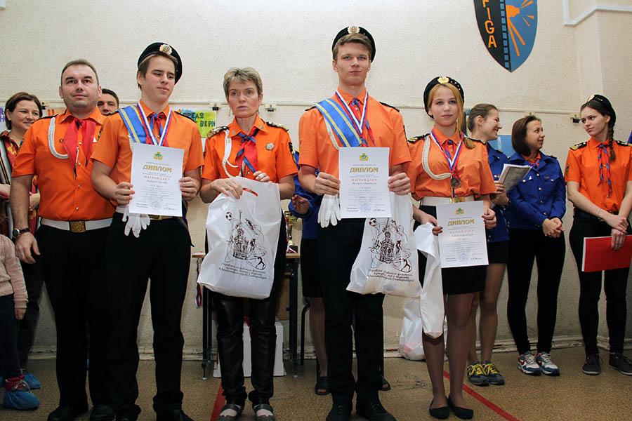 Финалисты: Антон Орлов, Валера Сёмочкин и Лида Лукомская