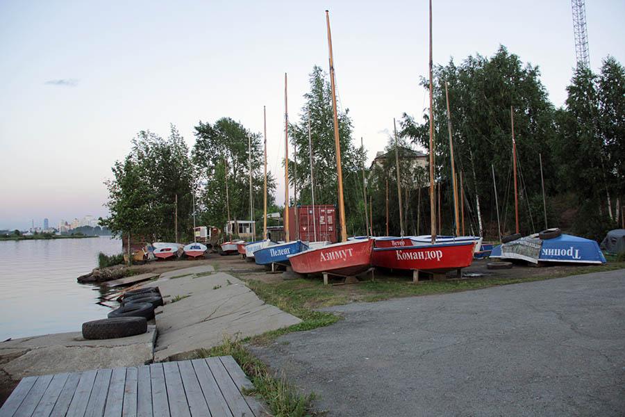 Флот и яхтенное имущество готовы к встрече гостей