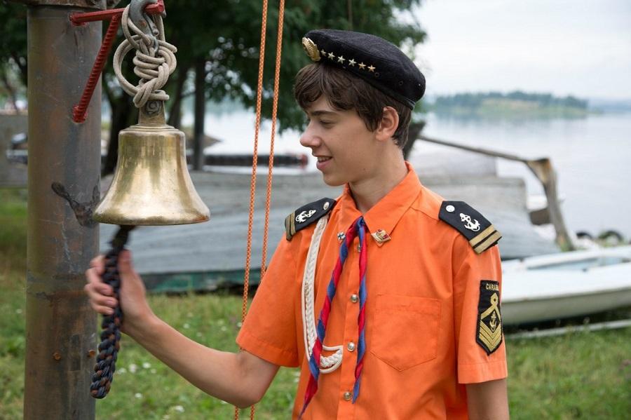 Ник Кошкин начинает новый день сборов «Оранжевое лето»