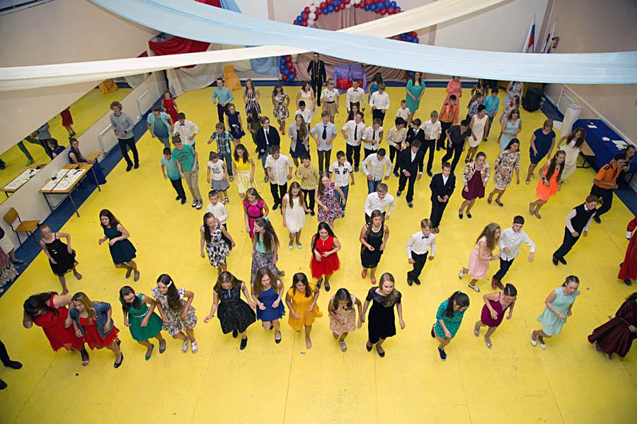 Лимбо - танец, который объединяет всех участников сборов