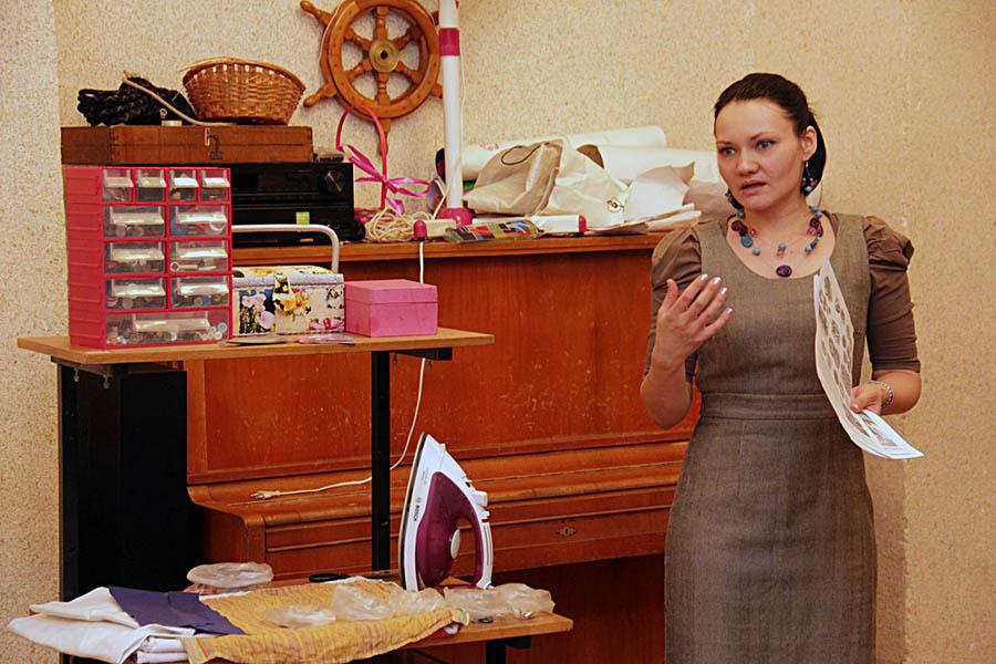 Маша рассказала нам очень интересную историю пуговицы