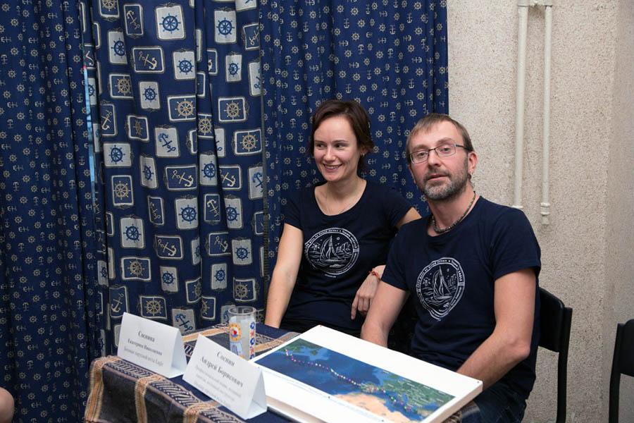 Андрей и Екатерина рассказывают о своём захватывающем путешествии