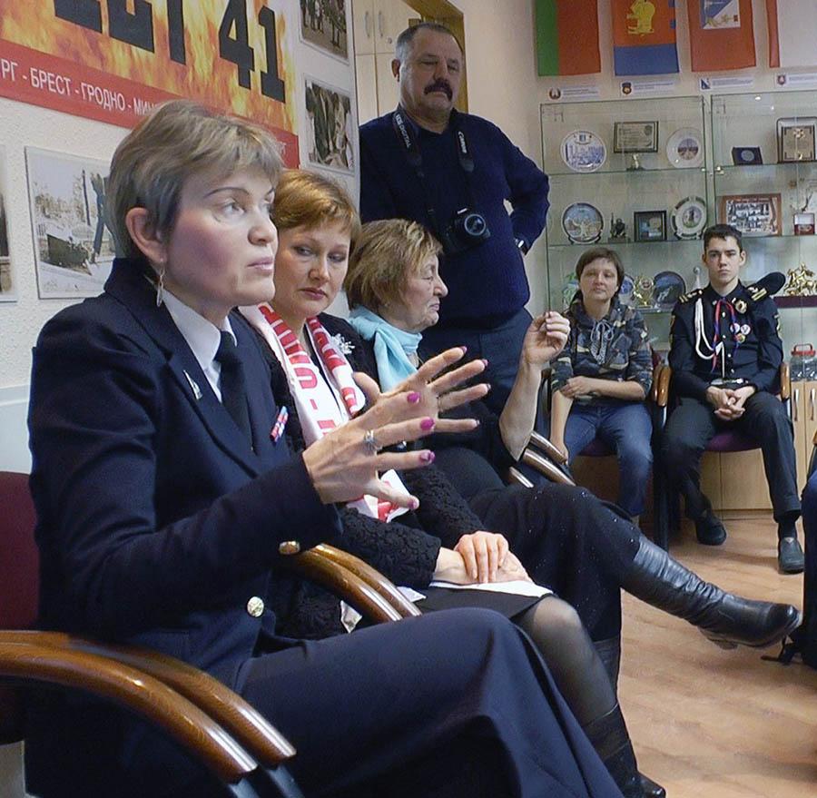 Лариса Крапивина рассказывает о поездке каравелльцев в Болгарию
