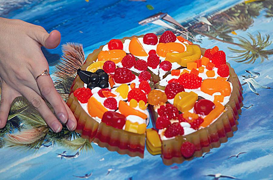 Мыльно-ягодный пирог каравелльцев