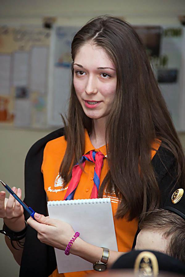 Дарья Колпакова интересуется судьбой астрономии в школе
