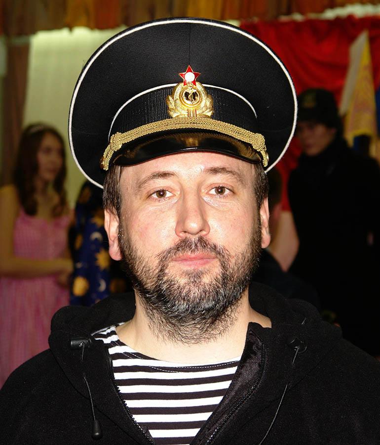 Андрей Копылов, младший флагман отряда «Каравелла»