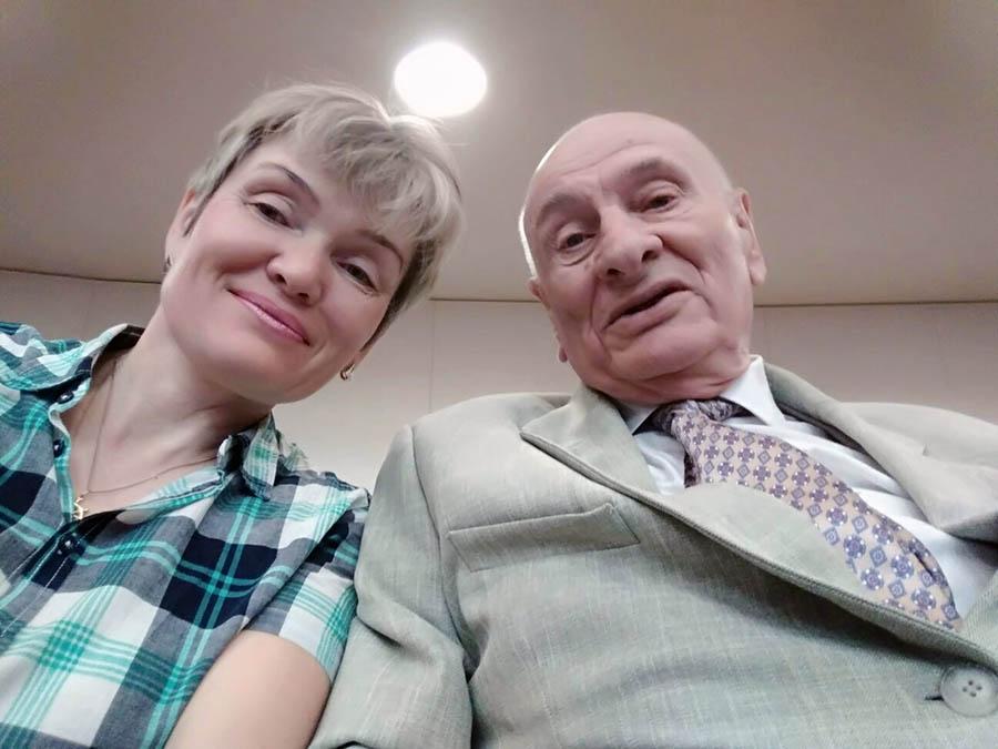 Л.А. Крапивина и С.И. Спектор работают вместе в Общественной палате