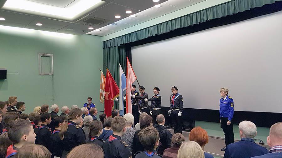 Идёт минута молчания в память о погибших в Великой Отечественной войне