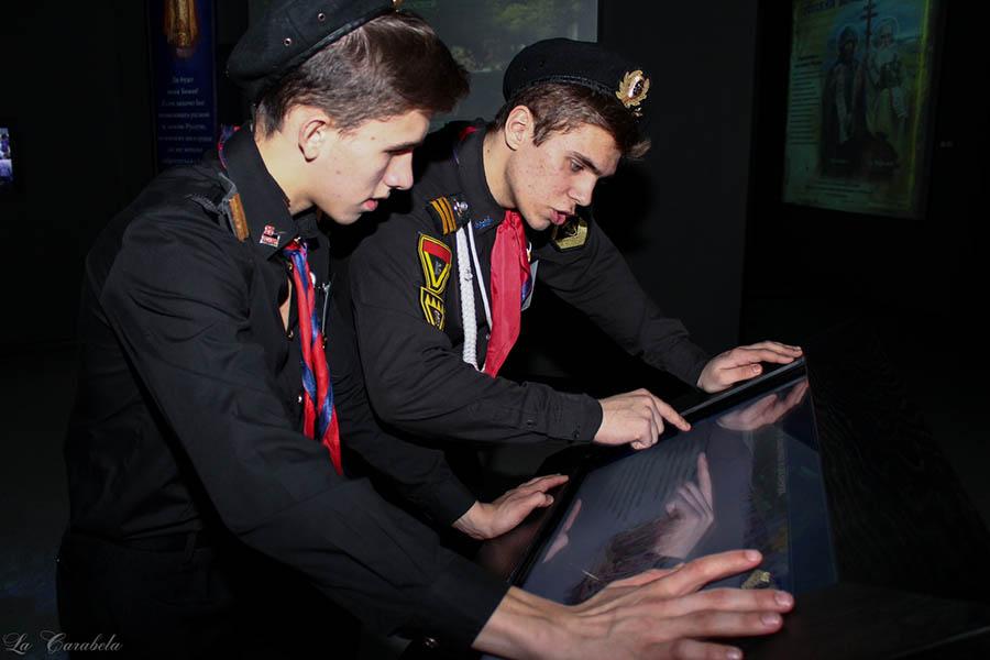 Найти ответ в интерактивном музее-парке вполне под силу современному школьнику