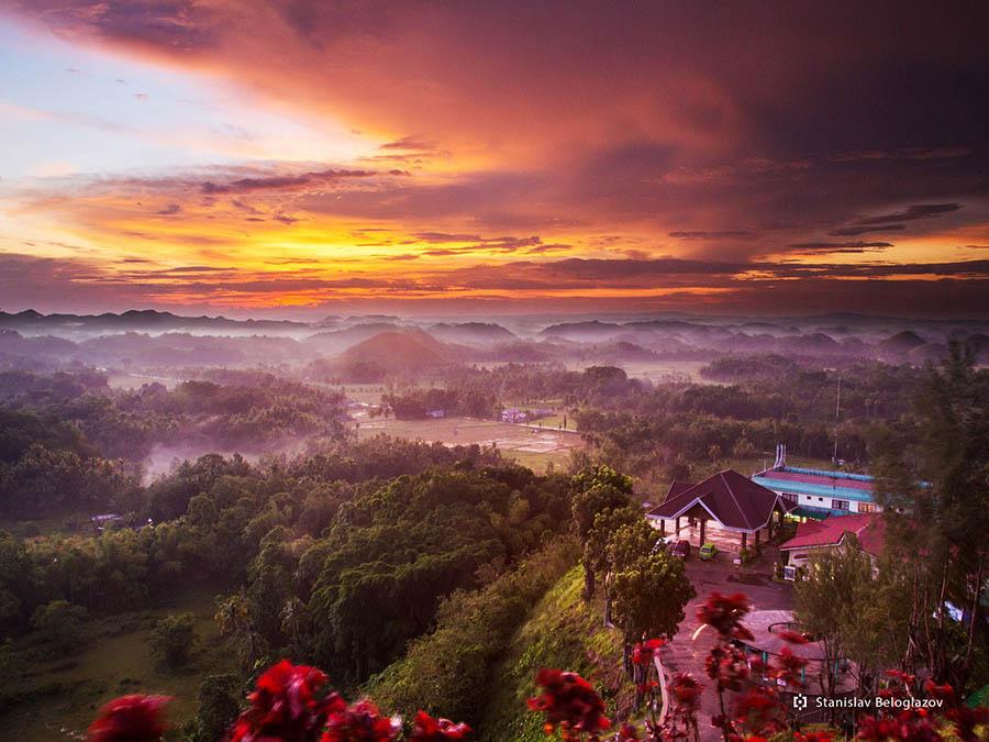Один из незабываемых кадров Филиппин