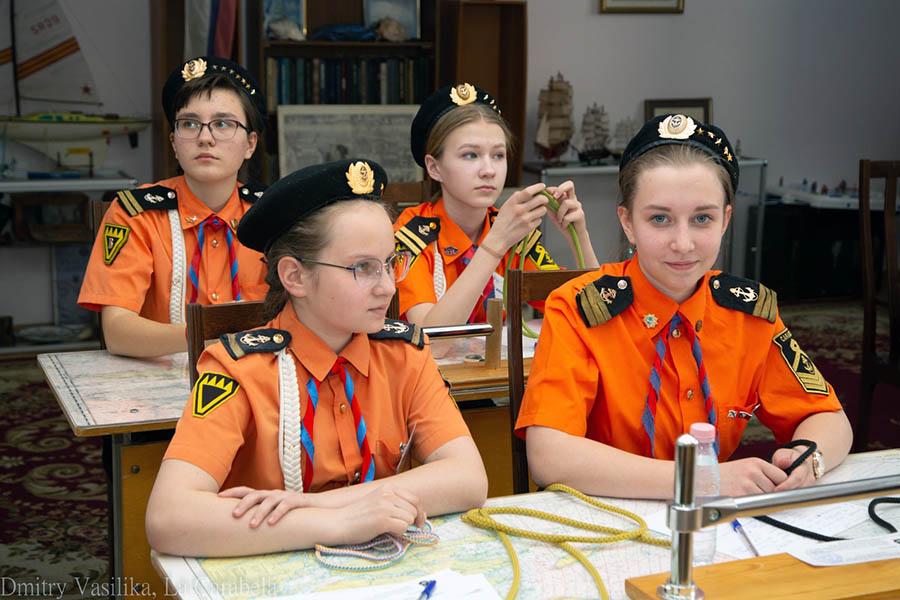 Анастасия Васильева: «В вопросах квалификации и зачётов в «Каравелле» всё по-взрослому»