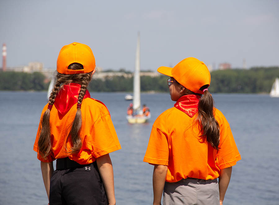 «Оранжевое лето» – всегда яркое воспоминание детства