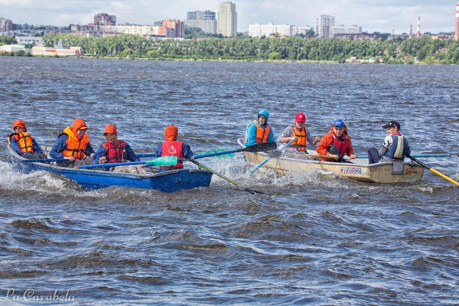 Команды-лидеры соревновались во всех состязаниях