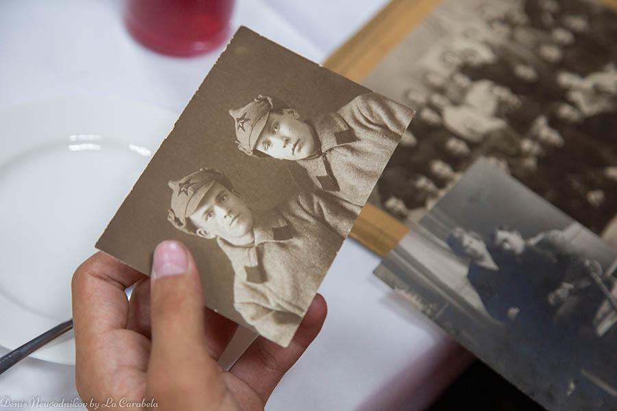 Исторические фото позволяют задуматься о тех временах по-новому...