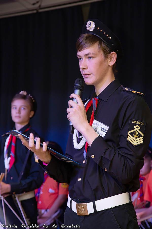 Алексей Васенин второй со-ведущий церемонии награждения литературных талантов