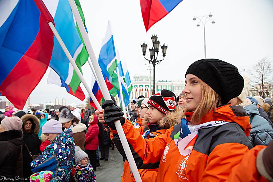 Каравелльцы получили массу эмоций и впечатлений в день Народного единства