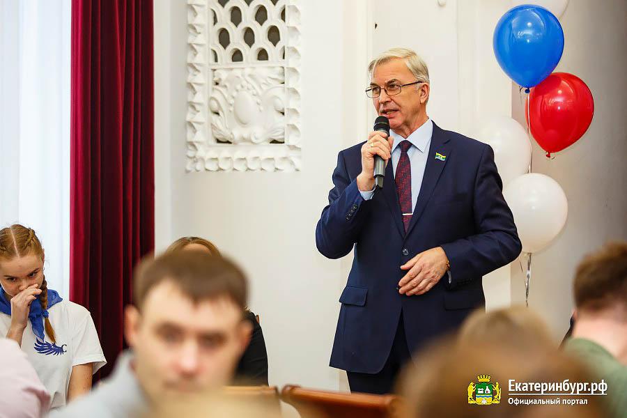 Михаил Матвеев: «помощь ребят на деле оказывается иногда более результативной...»